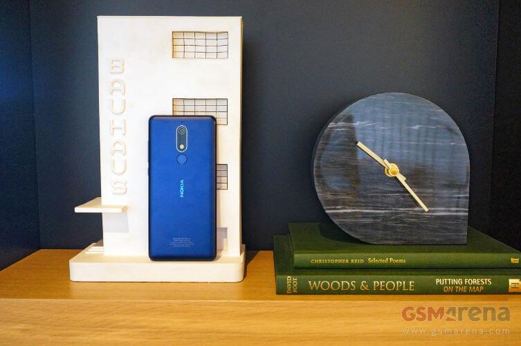 Смартфон Nokia 5.1 характеристики и цены