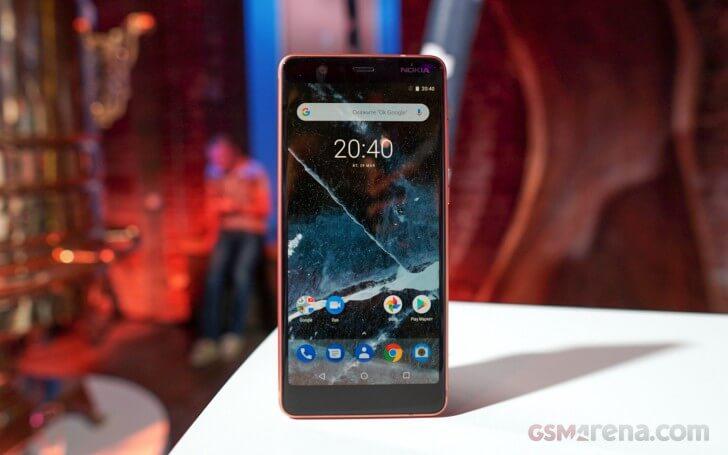 Nokia 5.1 характеристики