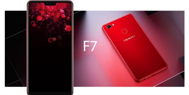 смартфон Oppo F7 характеристики