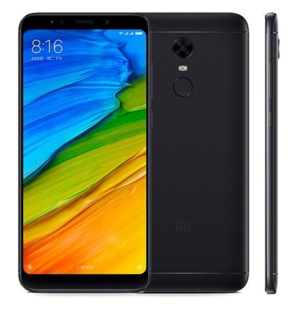 Xiaomi Redmi 5 Plus акции