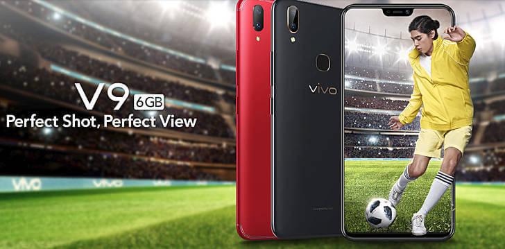 смартфон vivo V9 характеристики