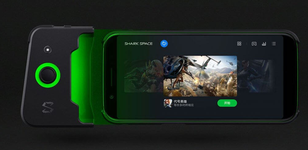 Xiaomi Black Shark: мощный игровой смартфон
