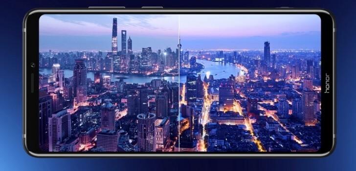 Huawei Honor Note 10 характеристики экрана