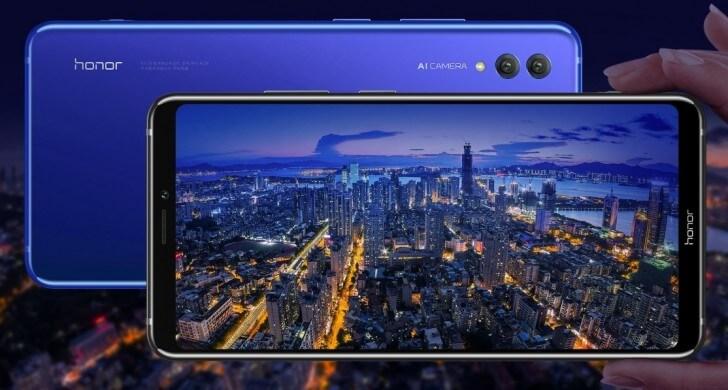 Huawei Honor Note 10 характеристики официально