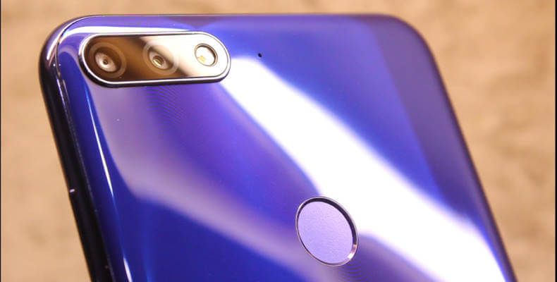 Обзор Huawei Y7 Prime 2018: характеристики, тесты