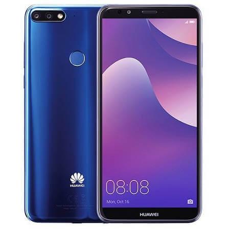 смартфон Huawei Y7 Prime (2018) blue