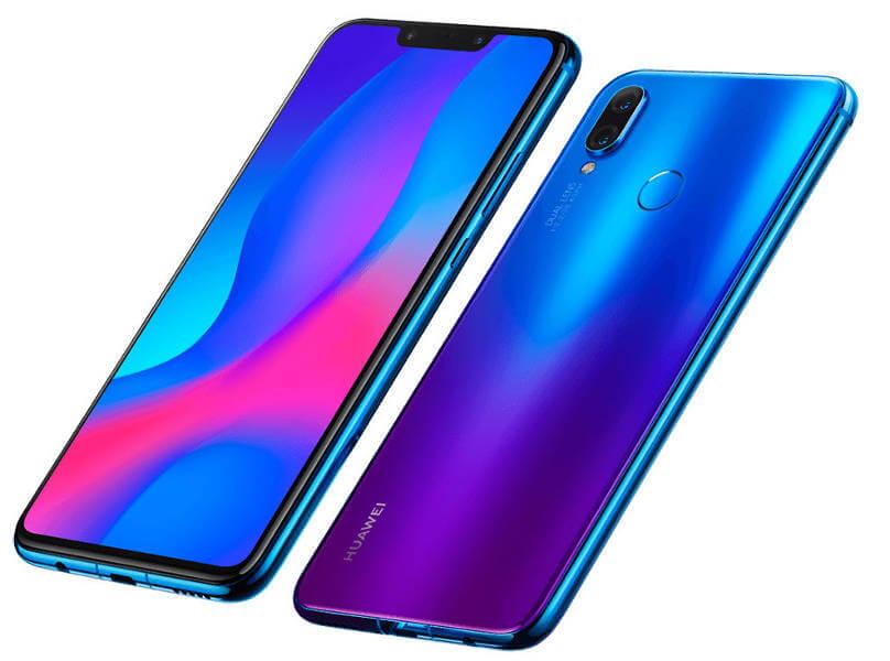 сравнение Huawei nova 3 и nova 3i