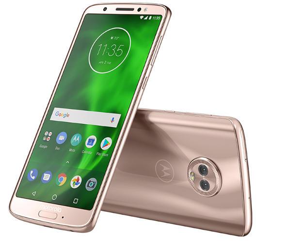 Motorola Moto G6 Плюс