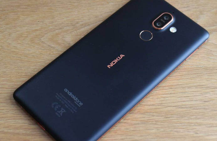 обзор Nokia 3.1 2018