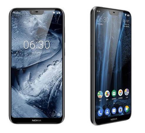 Nokia 6.1 Plus цена дата выхода