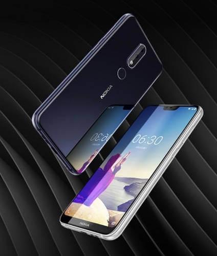 Nokia 6.1 Plus характеристики и цена