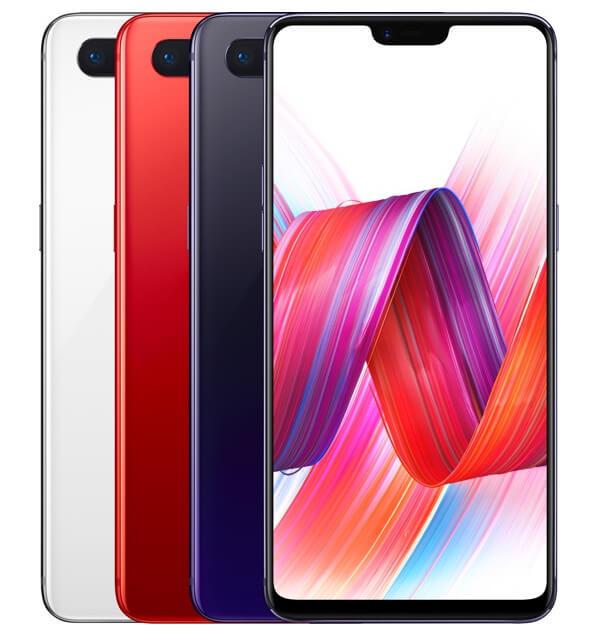 телефон Oppo R15
