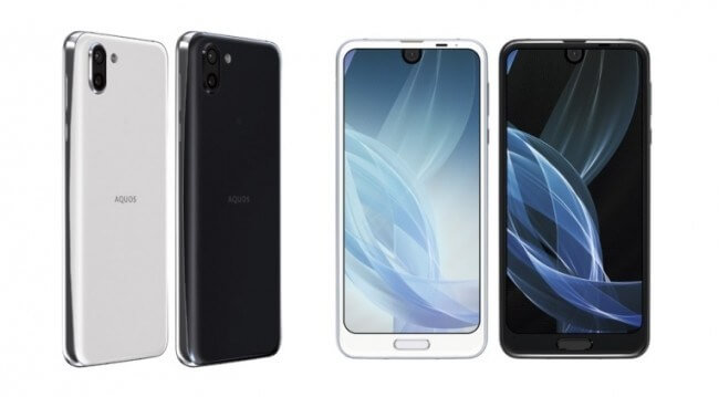 Sharp Aquos R2 обзор