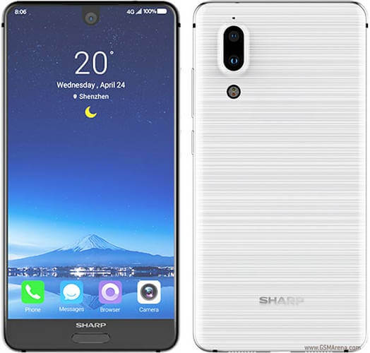 смартфон Sharp Aquos C10