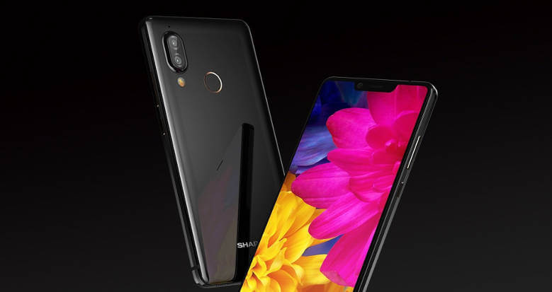 Смартфоны Sharp B10, Sharp Aquos C10 и Aquos D10