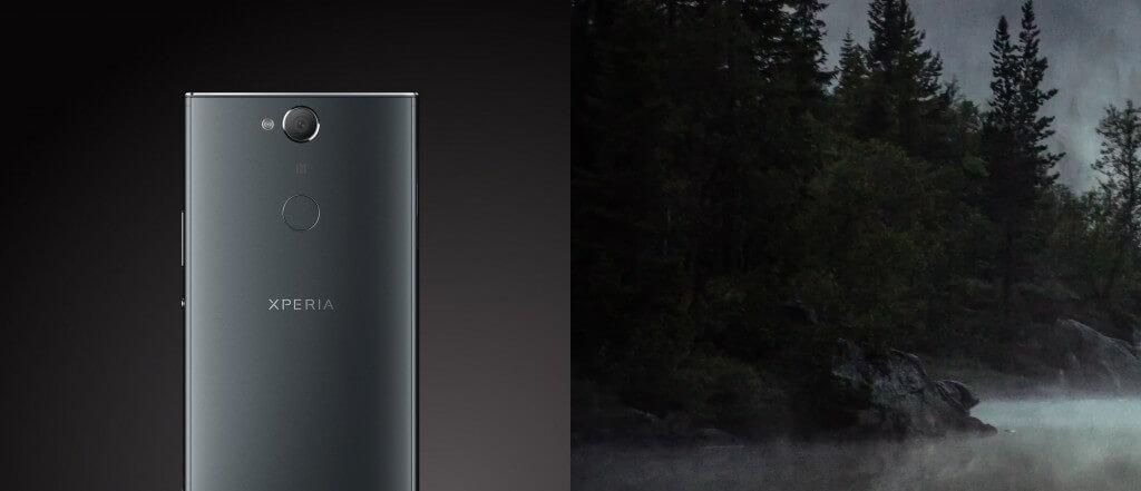 Sony Xperia XA2 Plus цена