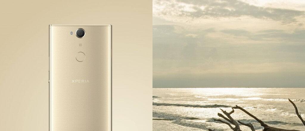 новинка Sony Xperia XA2 Plus