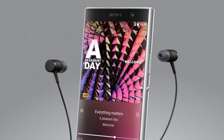 смартфон Xperia XA2 Plus характеристики