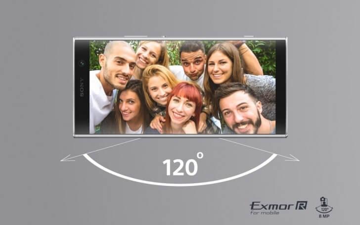 Sony Xperia XA2 Plus характеристики