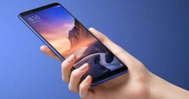 Xiaomi Mi Max 3 цена дата выхода
