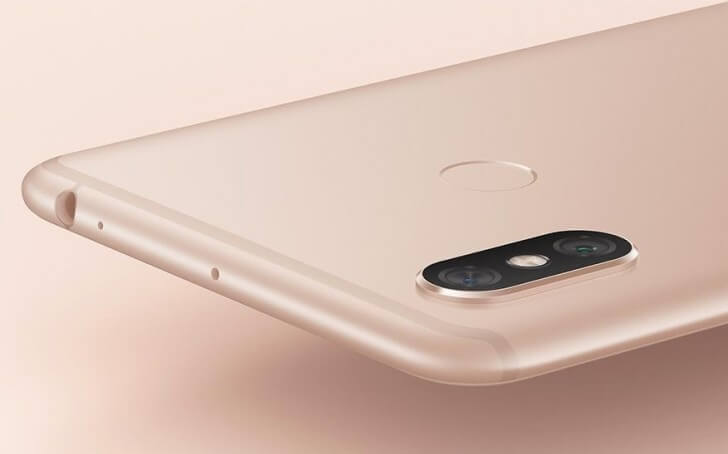 камера Xiaomi Mi Max 3