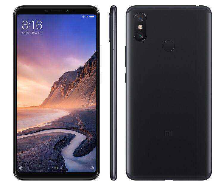Xiaomi Mi Max 3: смартфон с лучшей батареей