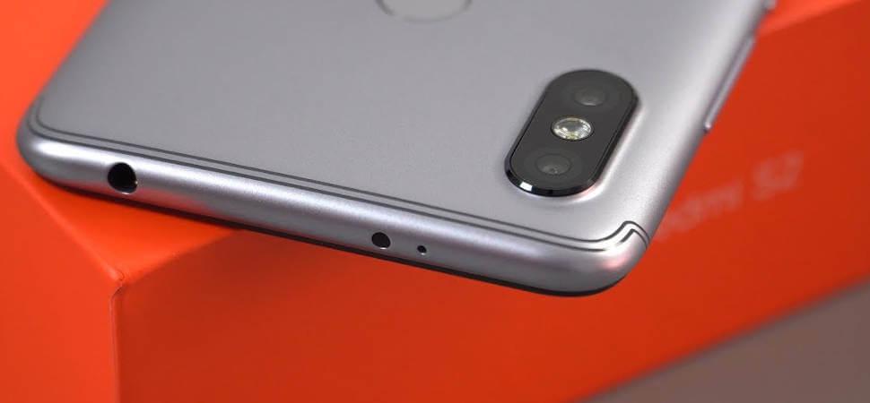 смартфон Xiaomi Redmi S2 камера