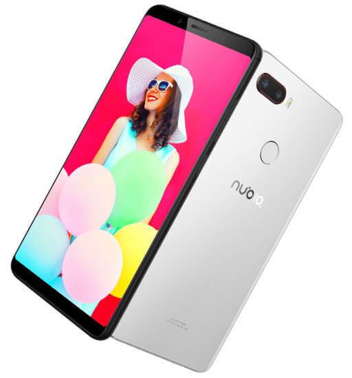 телефон ZTE nubia Z18 mini обзор характеристик
