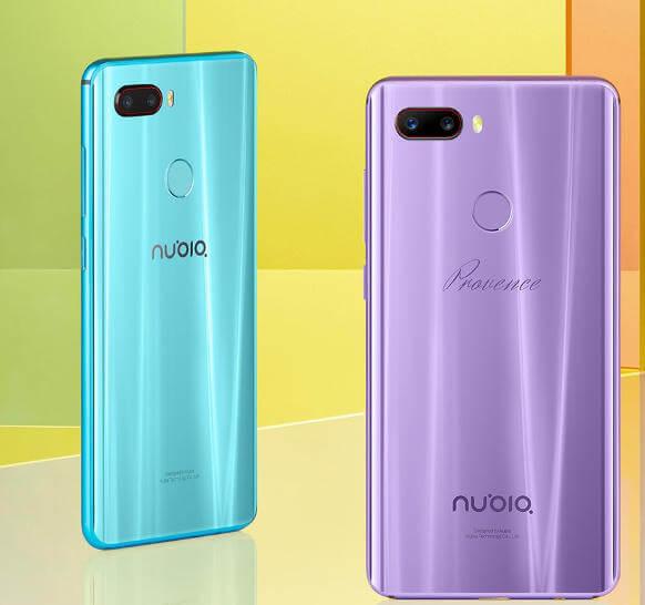смартфон ZTE nubia Z18 mini: обзор характеристик