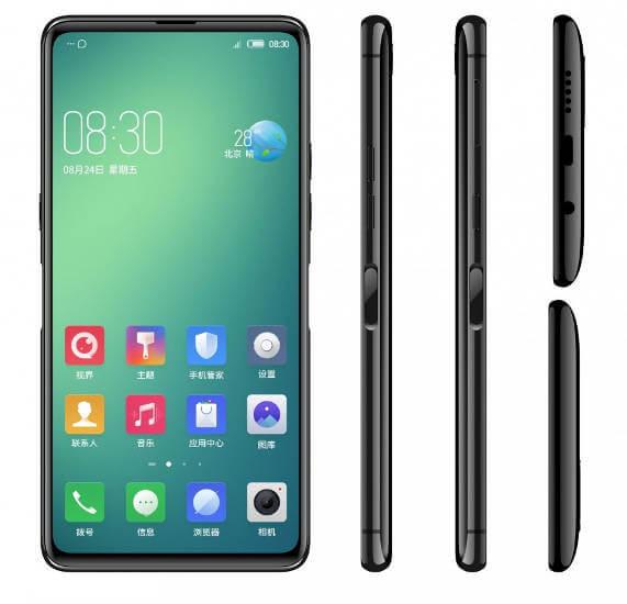 смартфон ZTE nubia Z18s