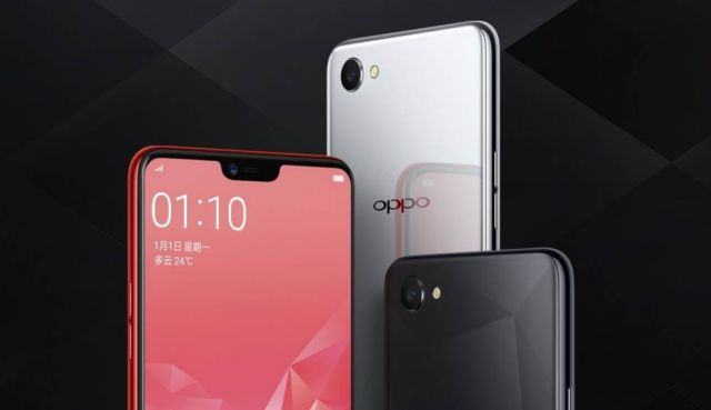 Oppo A3, Oppo realme 1 и Oppo A3s: характеристики