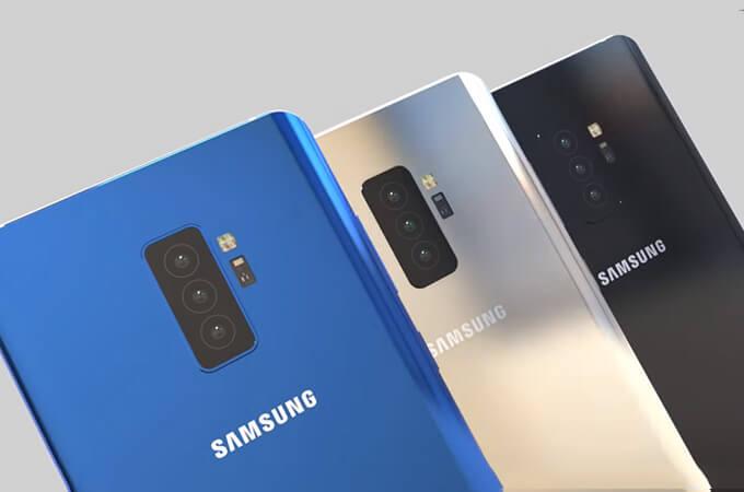 Galaxy S10 характеристики камеры