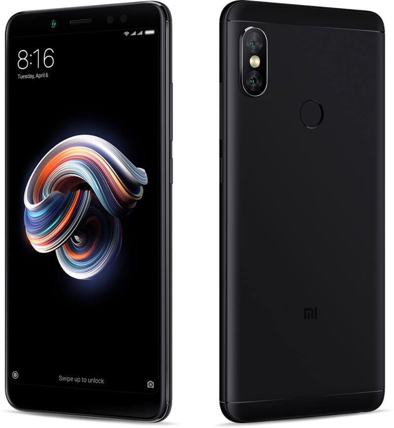 Xiaomi Redmi Note 5 Snapdragon 636