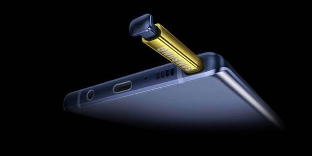 Galaxy Note 9, стилус S Pen