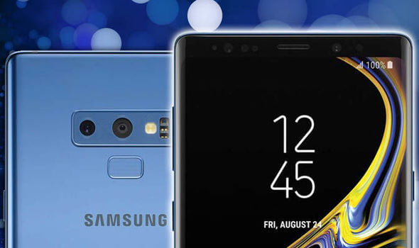 Galaxy Note 9 или S9+