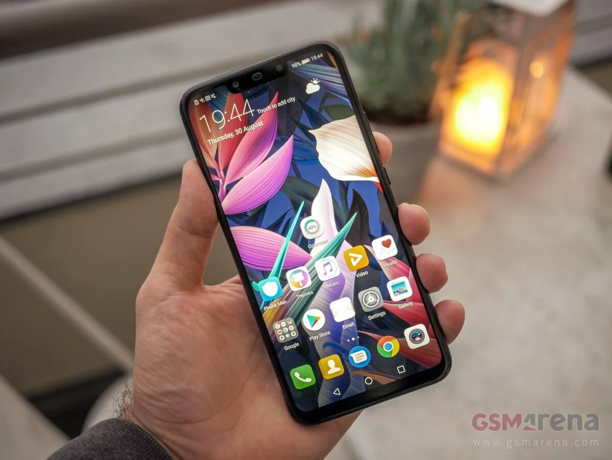 телефон Huawei Mate 20 Lite обзор
