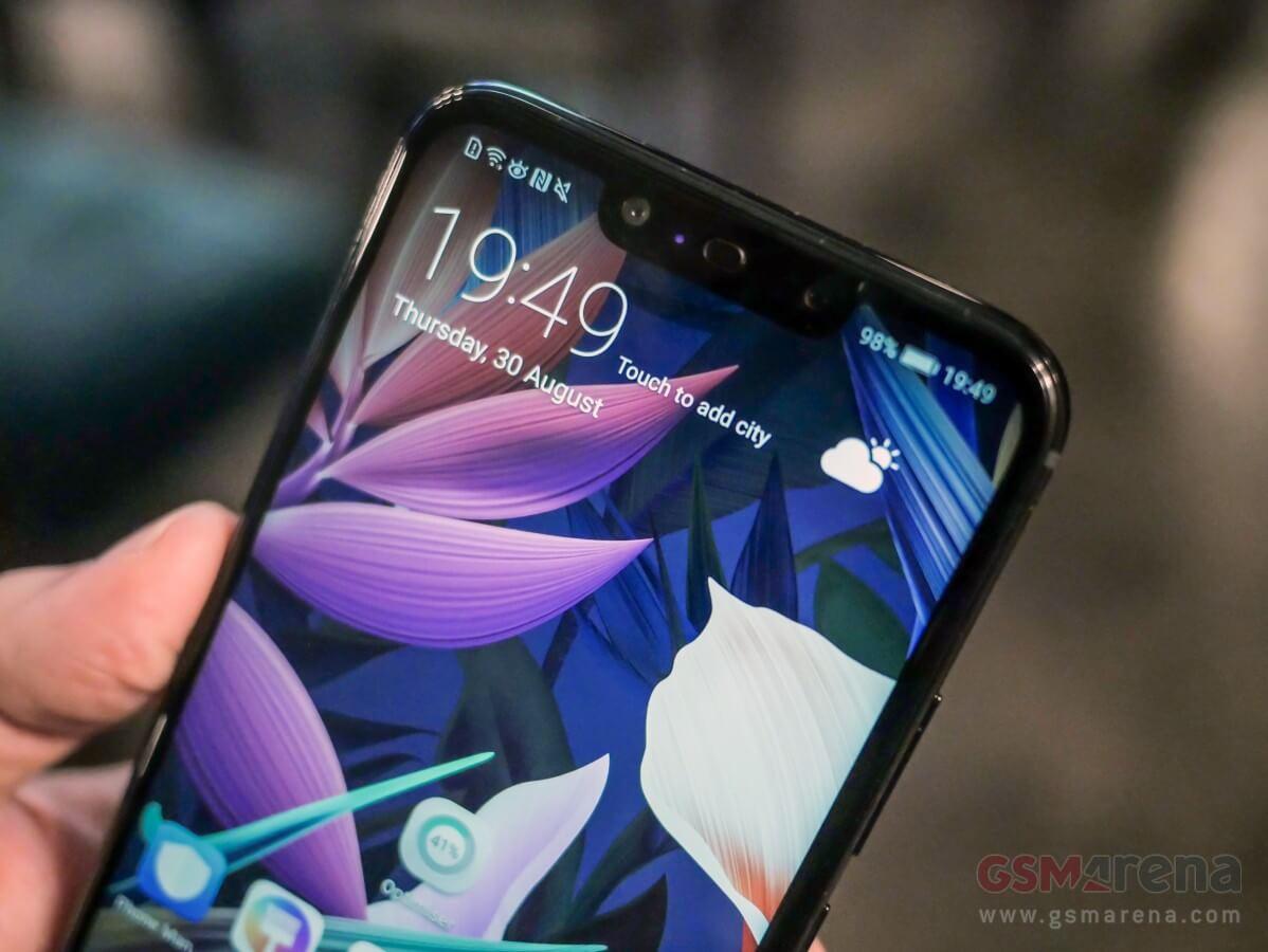 Huawei Mate 20 Lite обзор экран