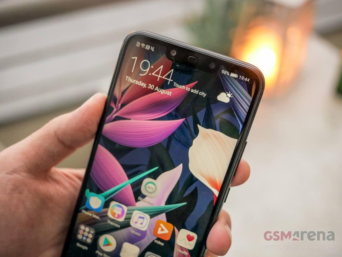 Huawei Mate 20 Lite экран