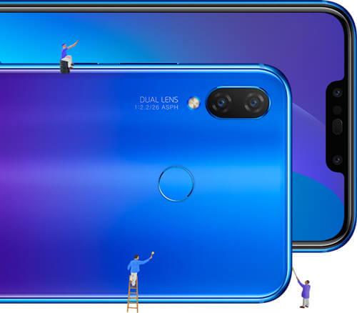 телефон Huawei P Smart Plus: характеристики камеры