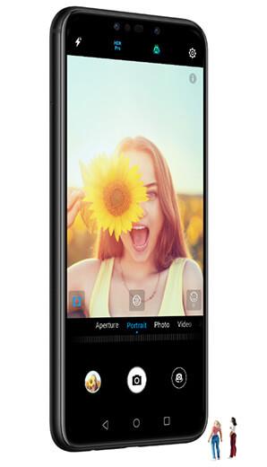 Huawei P Smart Plus: характеристики камеры