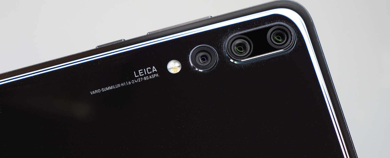 Обзор Huawei P20 Pro: камера, оценки DxOMark