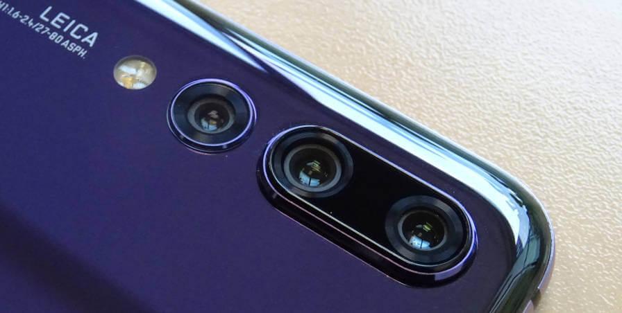 DxOMark рейтинг камер смартфонов 2018