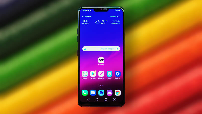LG G7 One характеристики