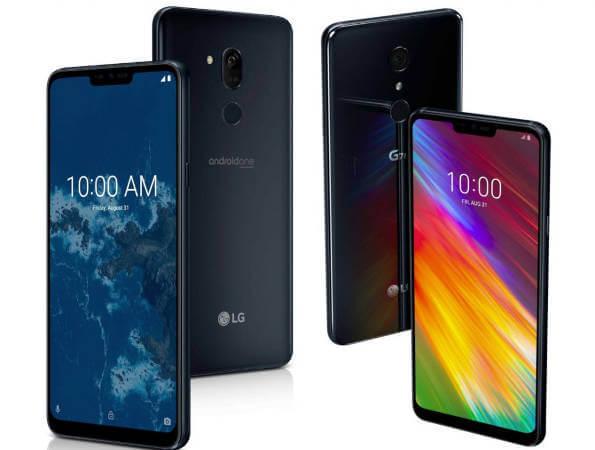 смартфон LG G7 One характеристики