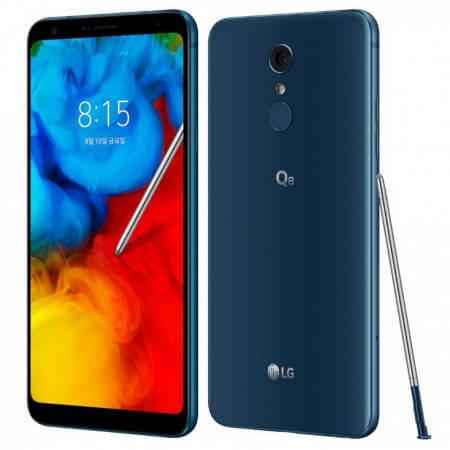 LG Q8 2018: характеристики и цены
