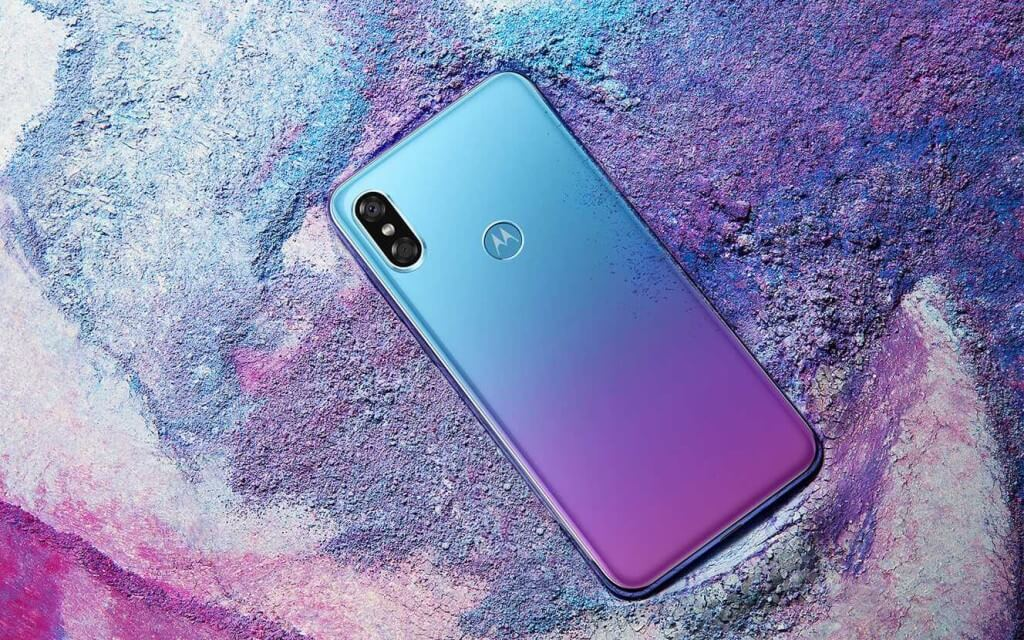 смартфон Motorola Moto P30