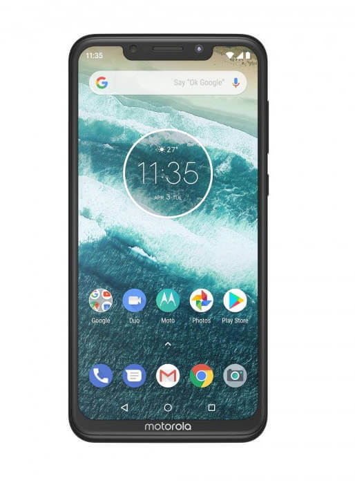 Motorola One Power: хорошая батарея и небольшой экран