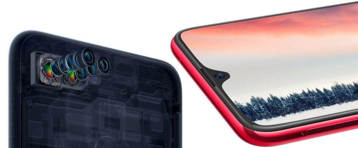 смартфон Oppo F9