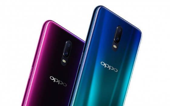 смартфон Oppo R17