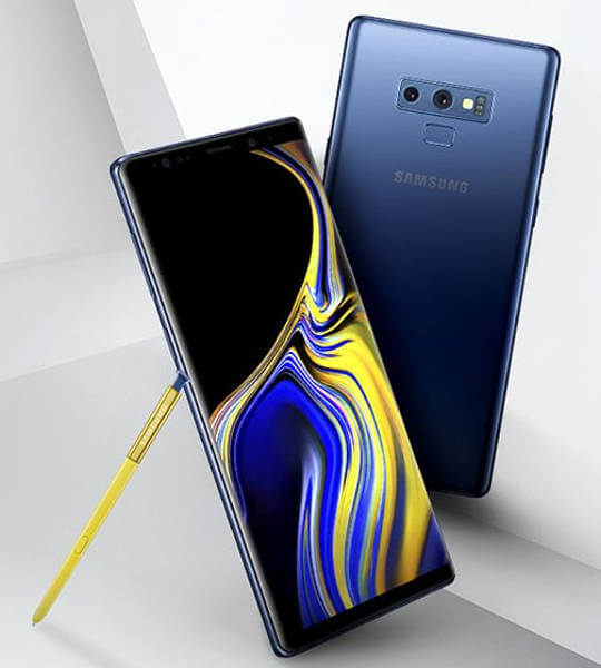 Samsung Galaxy Note 9 дата выхода и цена